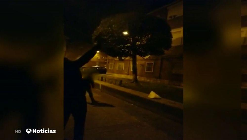 Detenido un hombre en relación con los disparos en Nochevieja en un barrio de Valladolid