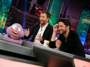 """VÍDEO: Petancas y Barrancas """"trolean"""" a Manuel Carrasco en 'El Hormiguero 3.0'"""
