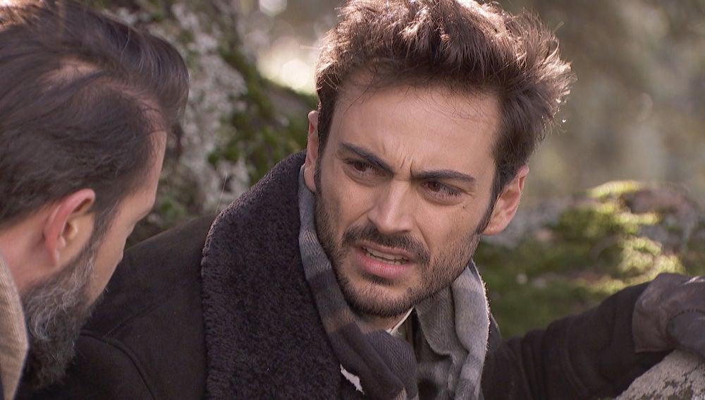 """Saúl: """"Si no es Prudencio, ¿quién querría secuestrar a Julieta?"""""""