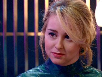 Luisita le confiesa a Amelia que ha leído su carta de amor