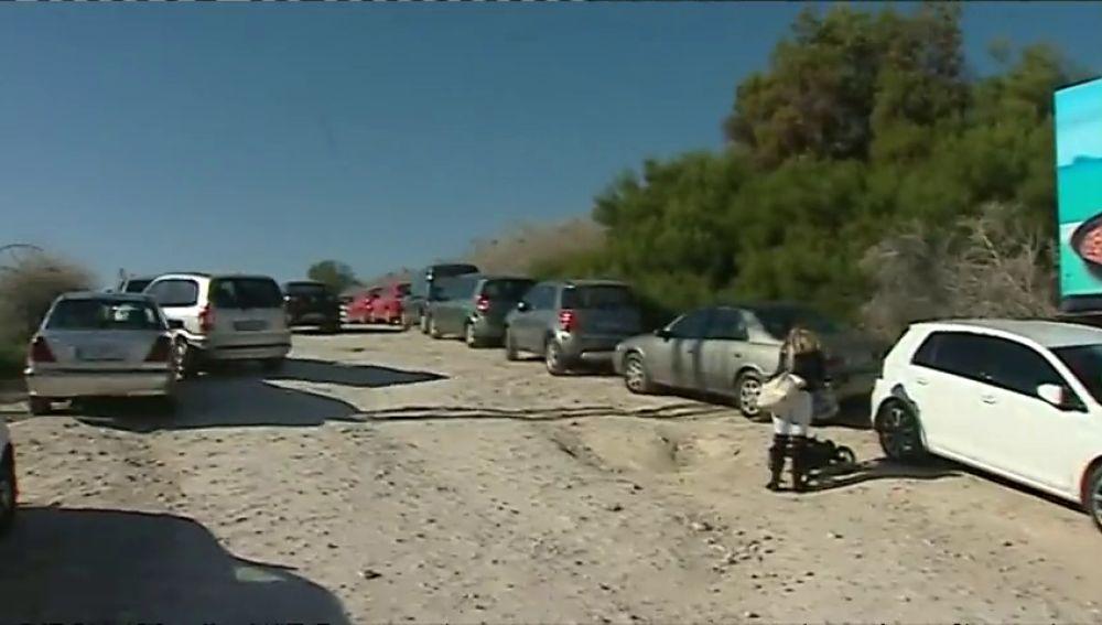 Buscan a dos hombres por intento de agresión sexual junto al hospital alicantino de La Vila Joiosa