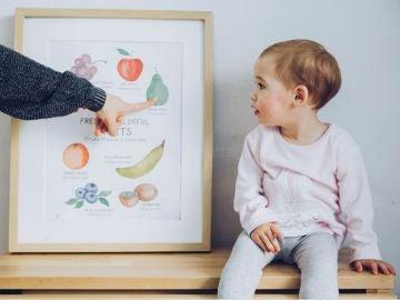 Ciertos alimentos que suelen provocar atragantamientos en los niños