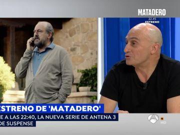 Pepe Viyuela habla sobre Matadero