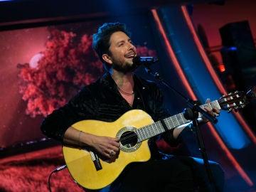 VÍDEO: Impresionante actuación en directo de Manuel Carrasco en 'El Hormiguero 3.0' con su canción 'Llámame loco'
