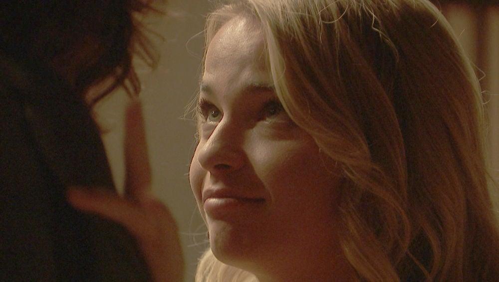 """Antolina, a Isaac: """"Déjate llevar, te prometo que no te vas a arrepentir"""""""
