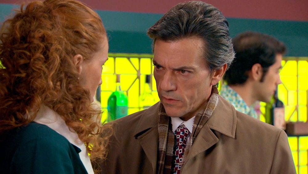 Domingo y Natalia, ¿aliados?