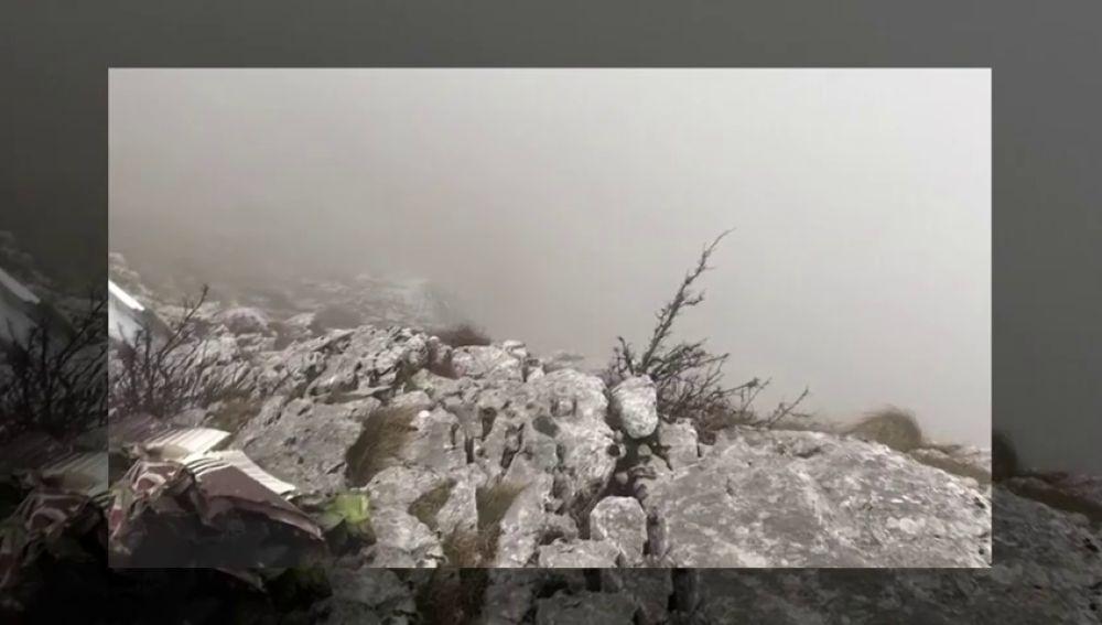 Al menos un muerto tras estrellarse una avioneta con dos personas a bordo en Guipúzcoa