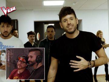 VÍDEO: El divertido doblaje de Keunam y Hermoti sobre la llegada de los coaches a 'La Voz'