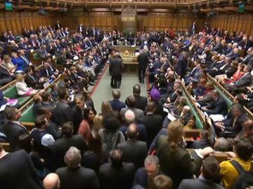El Parlamento británico obliga al Gobierno a presentar un plan B del Brexit en 3 días
