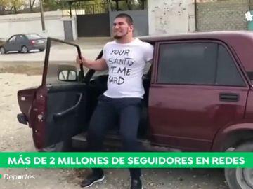 Los bestiales entrenamientos de Ashab Tamaev, el 'Hulk ruso' que tiene 54 centímetros de cuelo