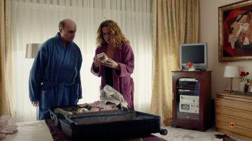 """Alfonso: """"Es a nosotros a quien van a encontrar, Almudena"""""""