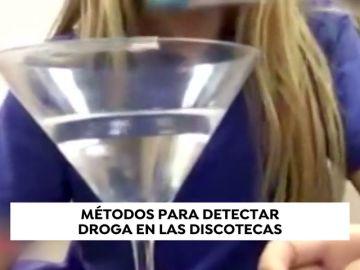 Métodos para detectar droga en las bebidas: crece la alarma entre los jóvenes