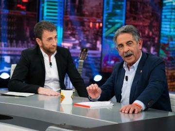 VÍDEO: Miguel Ángel Revilla opina sobre el resultado de Vox en Andalucía