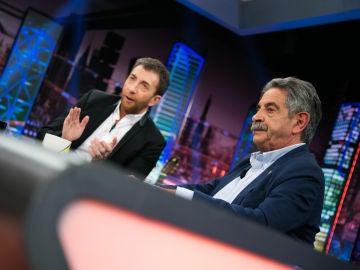 """VÍDEO: Miguel Ángel Revilla, sobre la situación de Cataluña: """"Ningún presidente de España va a consentir que alguien vulnere la Constitución"""""""