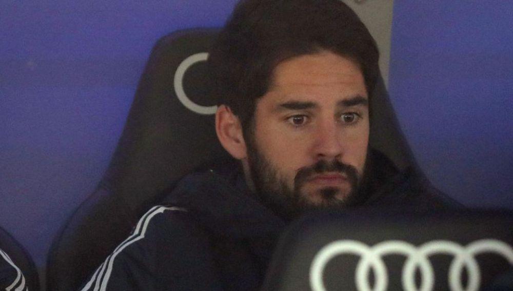 El centrocampista del Real Madrid, Isco Alarcón.