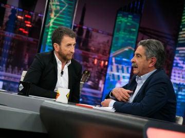 """VÍDEO: Miguel Ángel Revilla: """"Este es un país acomplejado, hasta a los anuncios le ponen acento extranjero para pensar que es mejor"""""""