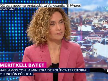 """Meritxell Batet: """"Que el PP le dé carta de naturaleza a Vox ha trascendido en toda Europa"""""""