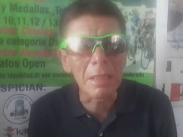 """El desgarrador testimonio del padre del niño ciclista atropellado mortalmente en Perú: """"Sentí morirme en ese momento"""""""