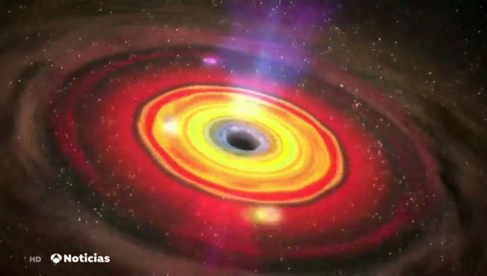 Durante 500 días, la Tierra recibió una señal de rayos X cada 131 segundos