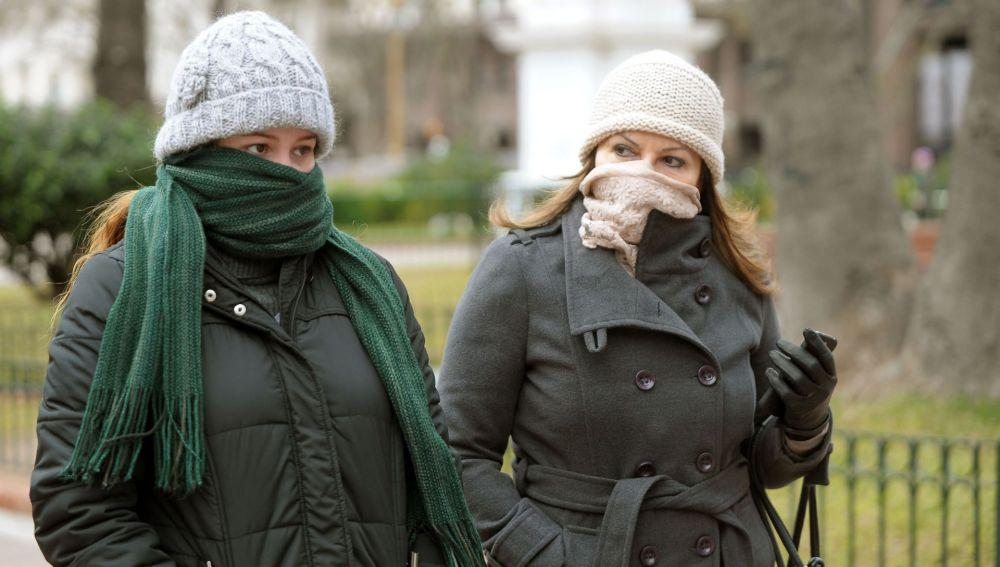 La provincia de Castellón recibe la primera ola de frío.