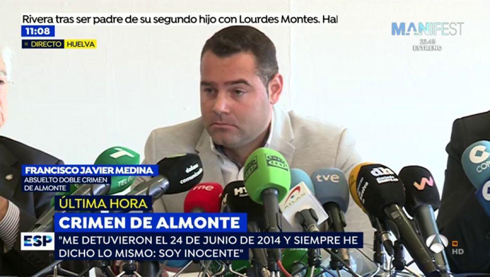 """El acusado del doble crimen de Belmonte: """"Voy a exigir que encuentren al asesino de Miguel Ángel y María"""""""