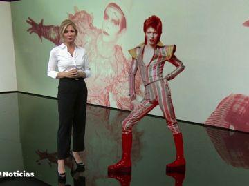 La tecnología revive a David Bowie