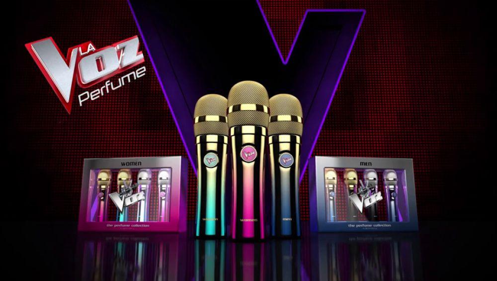 Descubre el perfume de 'La Voz'