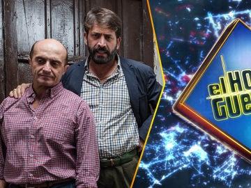 Los actores Pepe Viyuela y Antonio Garrido vienen a 'El Hormiguero 3.0' el próximo miércoles