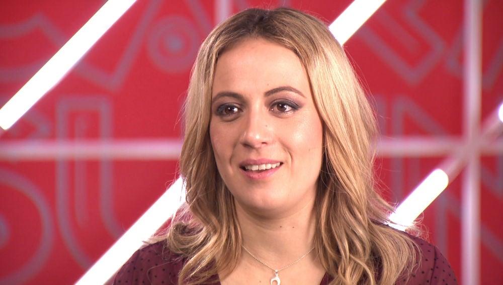 """María Villalón, emocionada: """"'Tu cara me suena' me recordó lo mucho que me gusta cantar"""""""