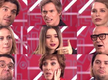 Los concursantes se enfrentan a las preguntas más difíciles sobre 'Tu cara me suena'