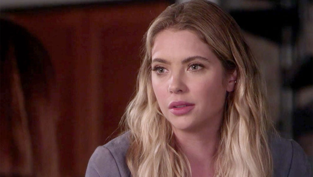 Ashley Benson, Hannah en 'Pretty Little Liars'