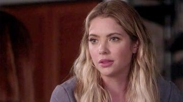 Ashley Benson, Hannah en 'Pretty Little Liars'
