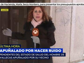 Un hombre acuchilla a su vecino del piso de arriba en Vallecas porque hacía demasiado ruido