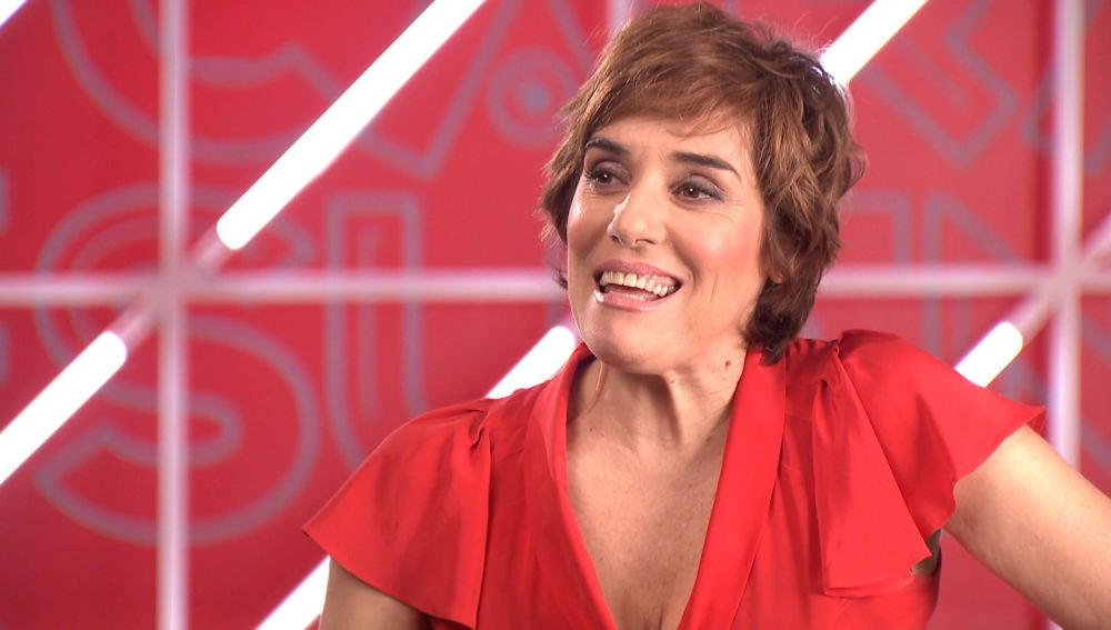 """Anabel Alonso: """"Yo realmente he venido a este programa a pasármelo bien"""""""