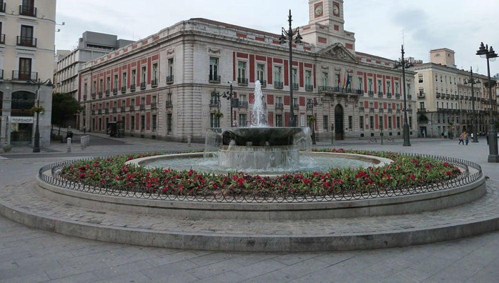 Fuente de la Puerta del Sol