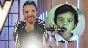 Los inicios de Luis Fonsi, coach de 'La Voz', en la música