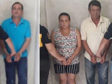 padres secuestrados