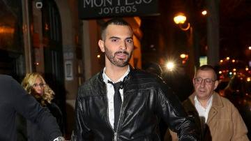 Suso Álvarez por las calles de Madrid