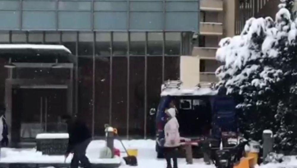 La primera nevada deja al menos cinco muertos en Estados Unidos