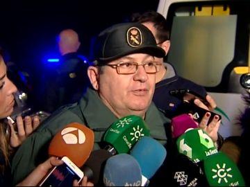 Las tareas de búsqueda del menor atrapado en un pozo de Málaga seguirán durante toda la noche