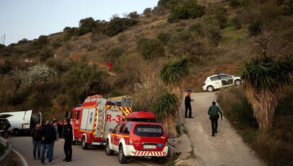 Noticias fin de semana (13-01-19) Tratan de rescatar a un niño de dos años que ha caído en un pozo de 150 metros de profundidad en Totalán, Málaga