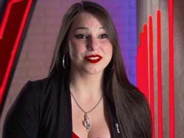 Presentación Victoria Julia Escudero Audiciones a ciegas