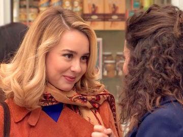 """Luisita a Amelia: """"Tengo muchas ganas de estar contigo a solas"""""""