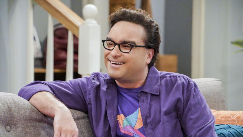 Johnny Gallecki como Leonard en 'The Big Bang Theory'