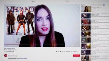 Marina Damer compone una canción para presentarse en 'La Voz'