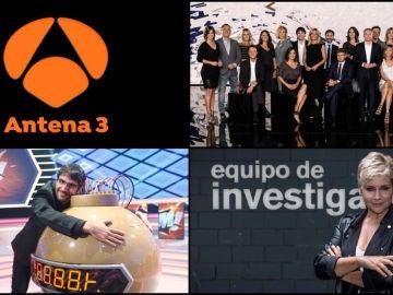 Atresmedia, galardonada en los Premios Televisero