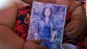 Foto de Titi Wati cuando era joven