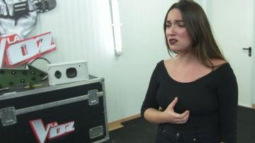 Marina Damer, la seguridad y energía que necesita 'La Voz'