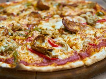 Imagen de una pizza