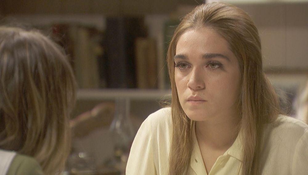 La confesión más dura de Julieta sobre Prudencio